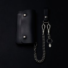 画像4: Antidote BUYERS CLUB Trucker Wallet (Smooth Leather) ウォレット (4)