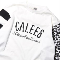 画像2: CALEE 3/4 Sleeve Set In T-Shirt (七分袖Tシャツ) (2)