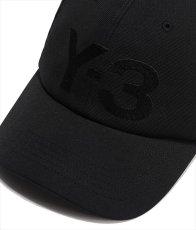 画像2: Y-3 Logo Cap (ロゴキャップ) (2)