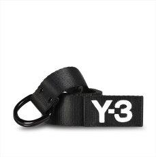 画像1: Y-3 Logo Belt (ロゴベルト) (1)
