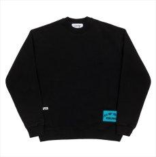 画像1: PLATFORMX A$AP FERG Hamilton Heights Crewneck Sweatshirt (スウェット) (1)