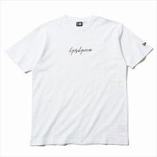 画像1: YOHJI YAMAMOTO x NEW ERA T-shirt FW19 (Tシャツ) (1)