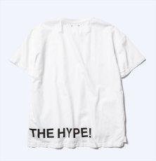 画像3: MINEDENIM Denim Hem Message Print T-SH (Tシャツ) (3)