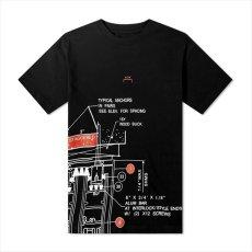 画像1: A-COLD-WALL* Blueprint T-Shirt (Tシャツ) (1)