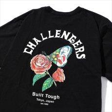 画像2: CHALLENGER Butterfly Tee (Tシャツ) (2)