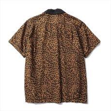 画像4: MINEDENIM Leopard S/S Open Collar SH (レオパードシャツ) (4)