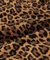 画像5: MINEDENIM Leopard S/S Open Collar SH (レオパードシャツ) (5)