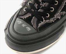 画像4: YOHJI YAMAMOTO x VESSEL High Top Sneaker (4)