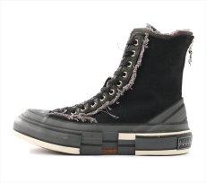 画像2: YOHJI YAMAMOTO x VESSEL High Top Sneaker (2)