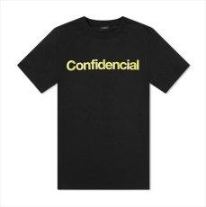 画像1: MARCELO BURLON Confidencial T-Shirt (Tシャツ) (1)