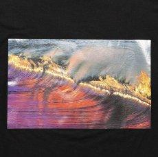 画像2: CLOT Wavy Flame T-Shirt (Tシャツ) (2)