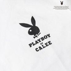画像3: CALEE x PLAYBOY L/S T-Shirt (キャリー x プレイボーイ) (3)