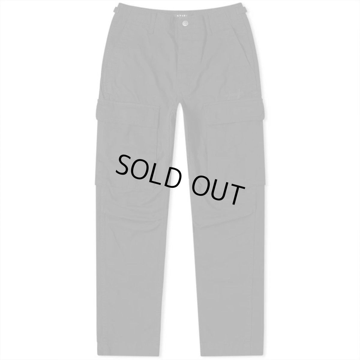 画像1: KSUBI Frequency Cargo Pants (カーゴパンツ) (1)