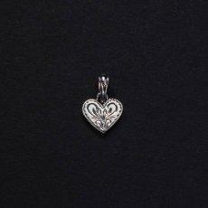 画像1: Antidote BUYERS CLUB Engraved Heart Pendant (ハートペンダントトップ) (1)