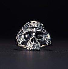 画像2: Antidote BUYERS CLUB Tibetan Skull Ring (チベタンスカルリング) (2)