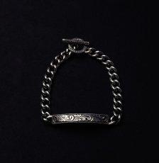 画像1: Antidote BUYERS CLUB Engraved ID Bracelet (IDブレスレット) (1)