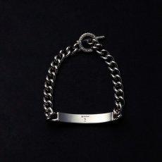 画像2: Antidote BUYERS CLUB Engraved ID Bracelet (IDブレスレット) (2)