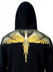 画像3: MARCELO BURLON Wings Zip Hoodie (ジップパーカー) (3)