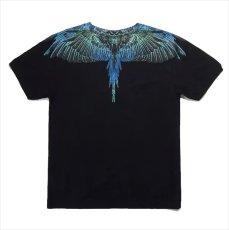 画像2: MARCELO BURLON Wings T-Shirt (Tシャツ) (2)