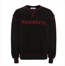 画像1: JW ANDERSON Inside-Out Contrast Sweatshirt (スウェット) (1)