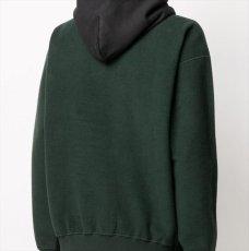 画像3: JW ANDERSON Deconstructed Fleece Back Hoodie (パーカー) (3)