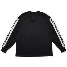 画像2: CHALLENGER L/S Logo Mesh Tee (ロングTシャツ) (2)
