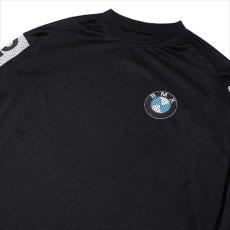 画像3: CHALLENGER L/S Logo Mesh Tee (ロングTシャツ) (3)