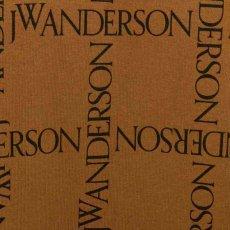 画像2: JW ANDERSON Oversize Logo Grid All Over T-Shirt (Tシャツ) (2)