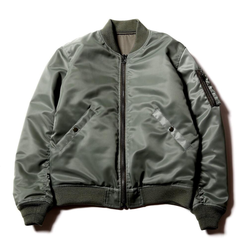 画像1: CALEE MA-1 Jacket (1)