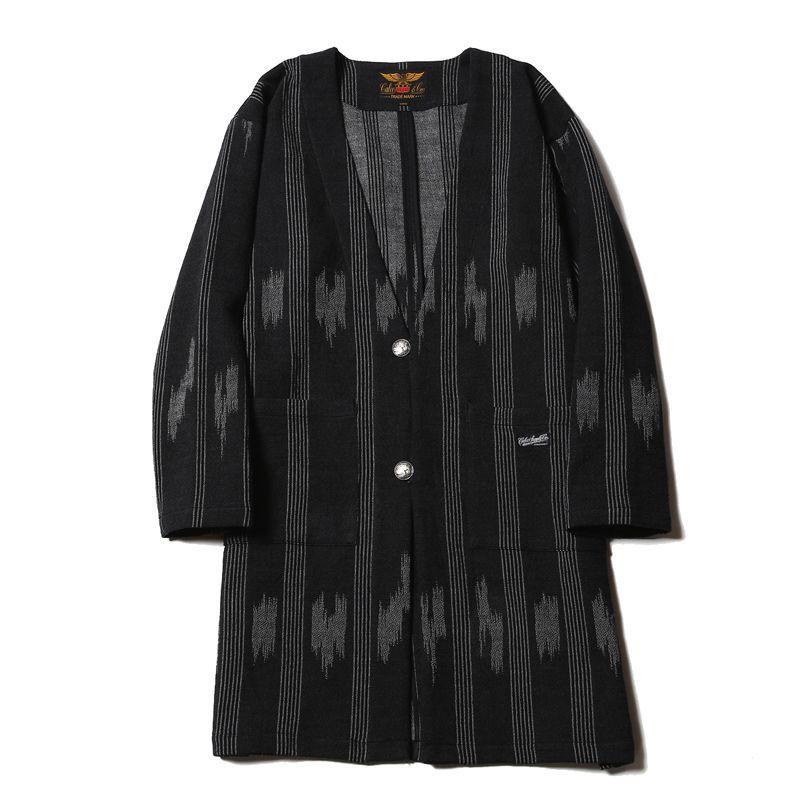 画像1: CALEE Native Jacquard Happi Coat (1)