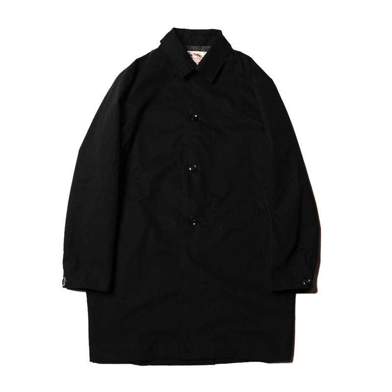 画像1: CALEE Horse Cloth Long Coat  (1)