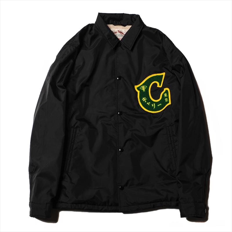 画像1: CALEE Nylon Coach Jacket (コーチジャケット) (1)