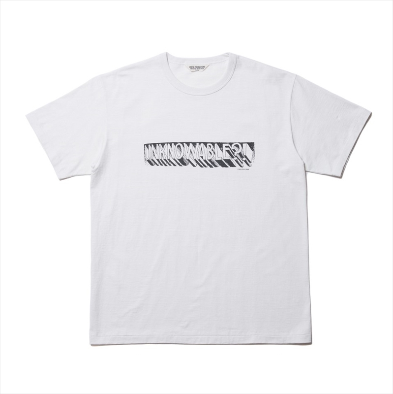 画像1: COOTIE Print S/S Tee (UNKNOWABLE?) Tシャツ (1)