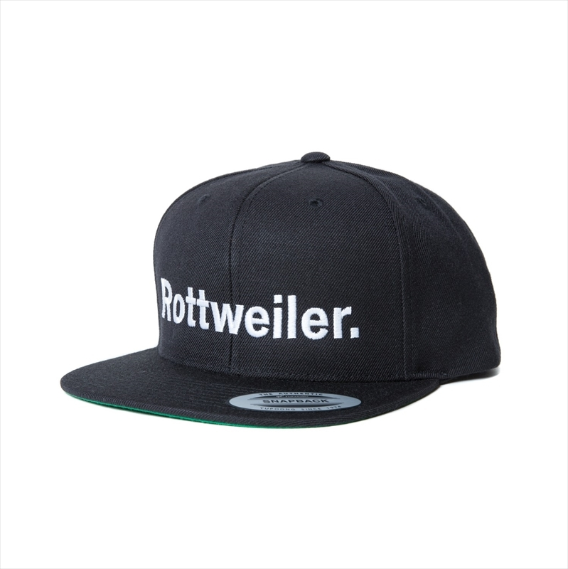画像1: ROTTWEILER Rottweiler Snapback Cap (キャップ) (1)