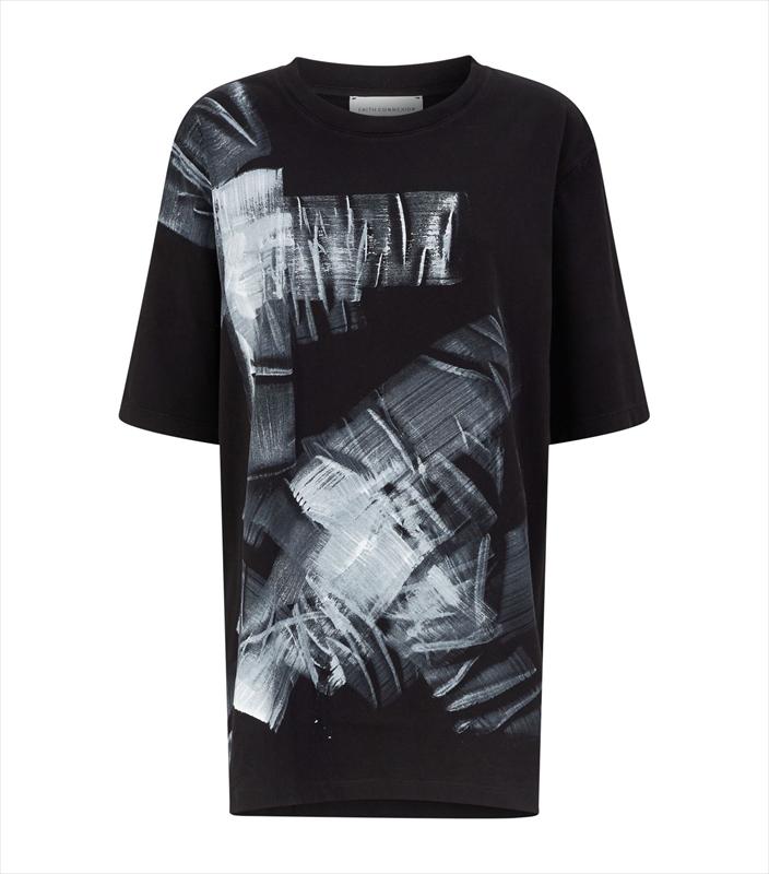 画像1: FAITH CONNEXION Tag Over T-Shirt  (タグオーバーTシャツ) (1)
