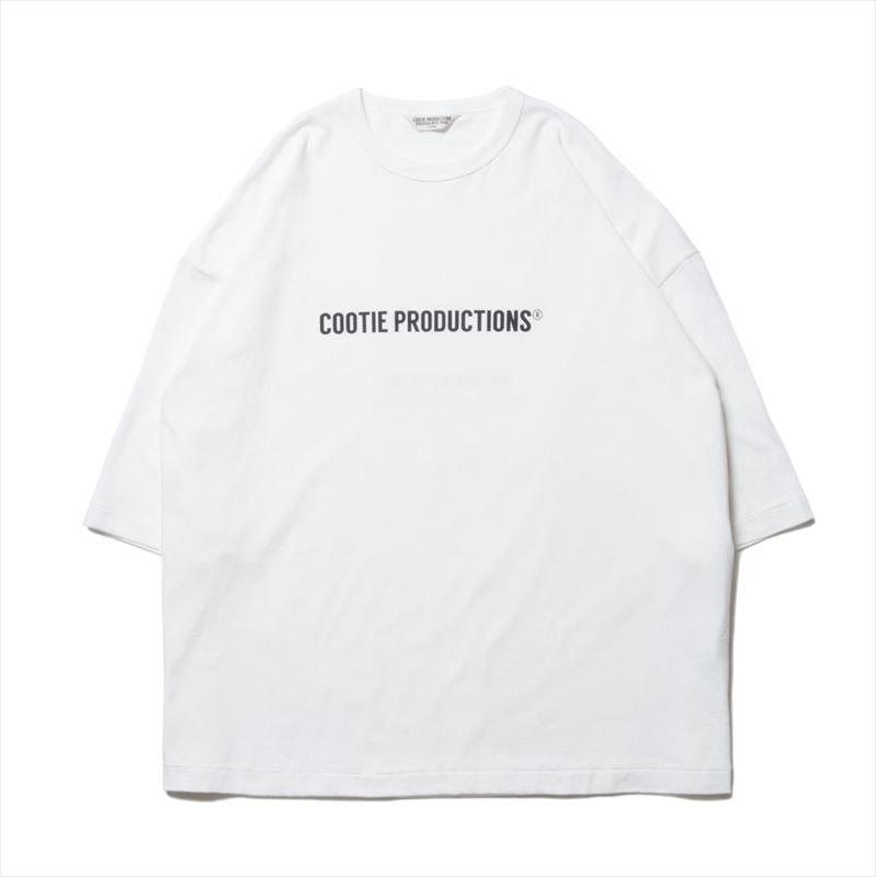 画像1: COOTIE Print S/S Tee (COOTIE LOGO) Tシャツ (1)