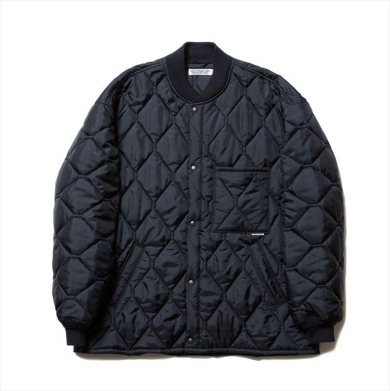 画像1: COOTIE X Wide CWU-9 Quilting Jacket (キルティングジャケット) (1)