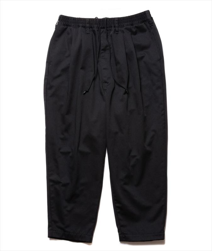 画像1: COOTIE T/C 2 Tuck Easy Pants (2タックイージーパンツ) (1)