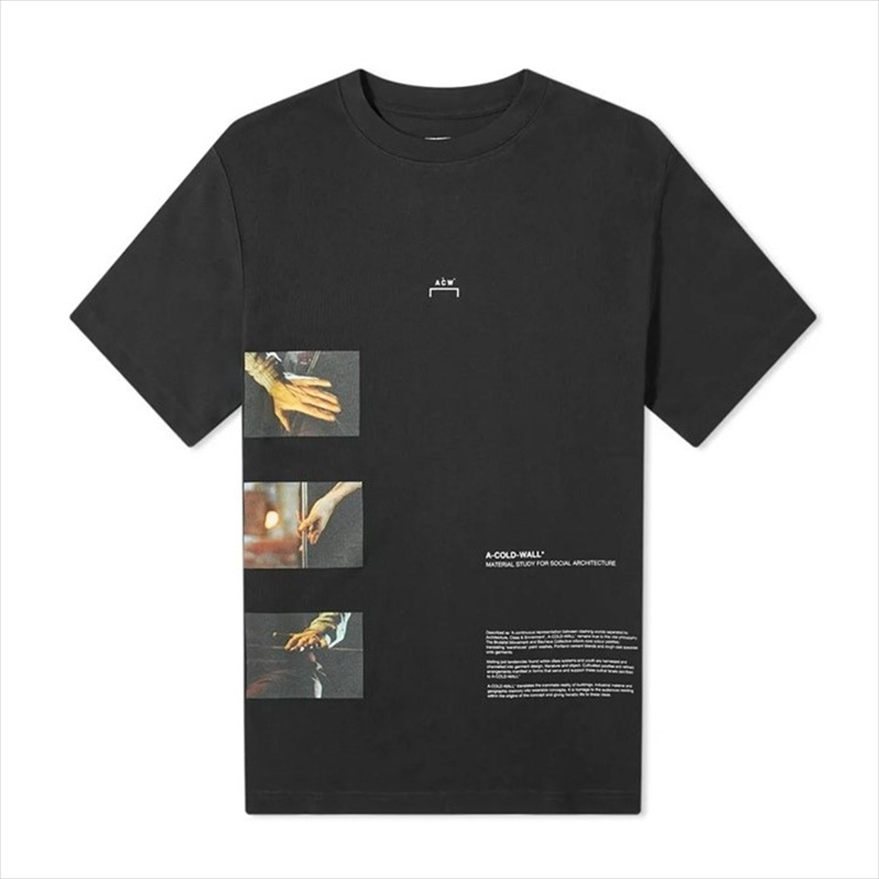画像1: A-COLD-WALL* Glass Blower T-Shirt (Tシャツ) (1)