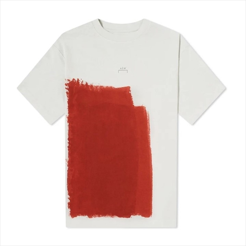 画像1: A-COLD-WALL* Block Paintrd T-Shirt (Tシャツ) (1)