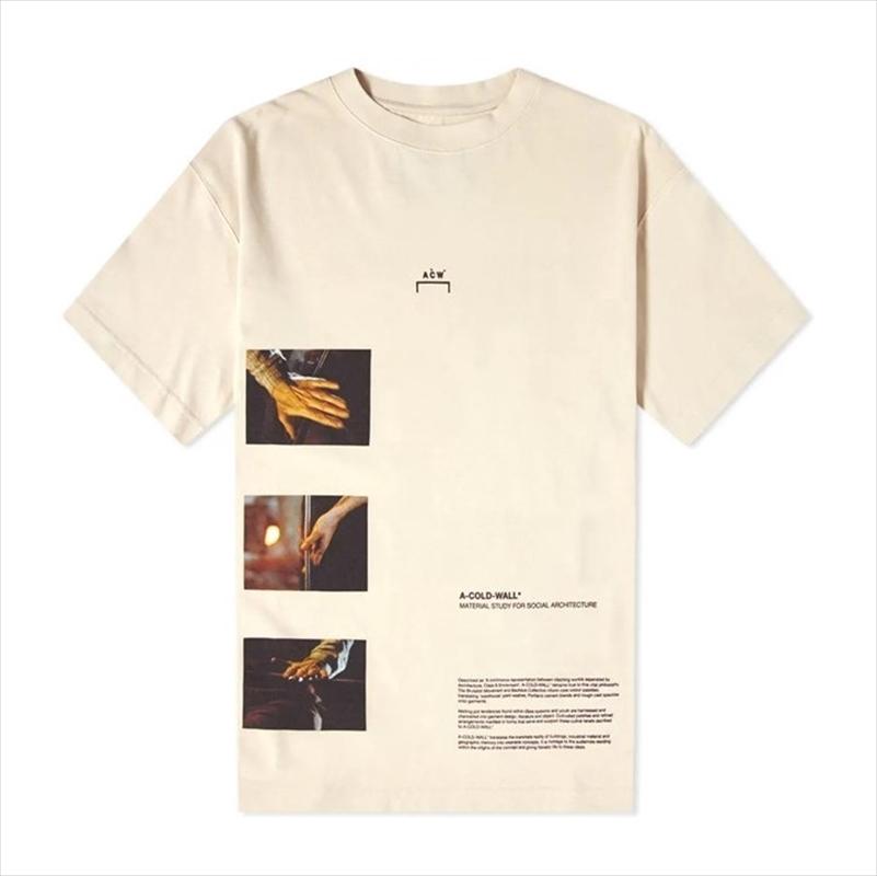 画像1: A-COLD-WALL* Glass Blower T-Shirt (Tシャツ) (1)