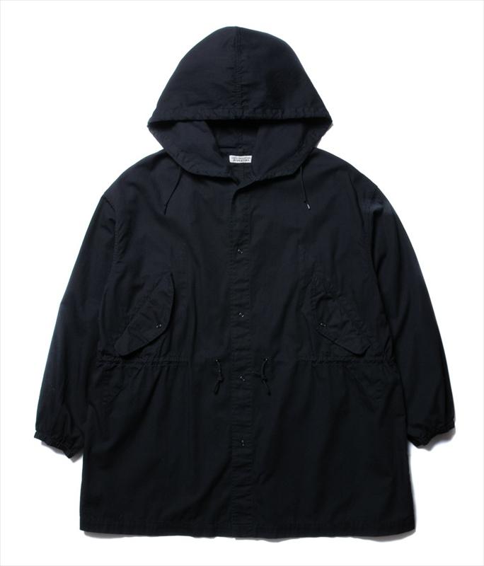 画像1: COOTIE Overdyed Over Coat (モッズコート) (1)