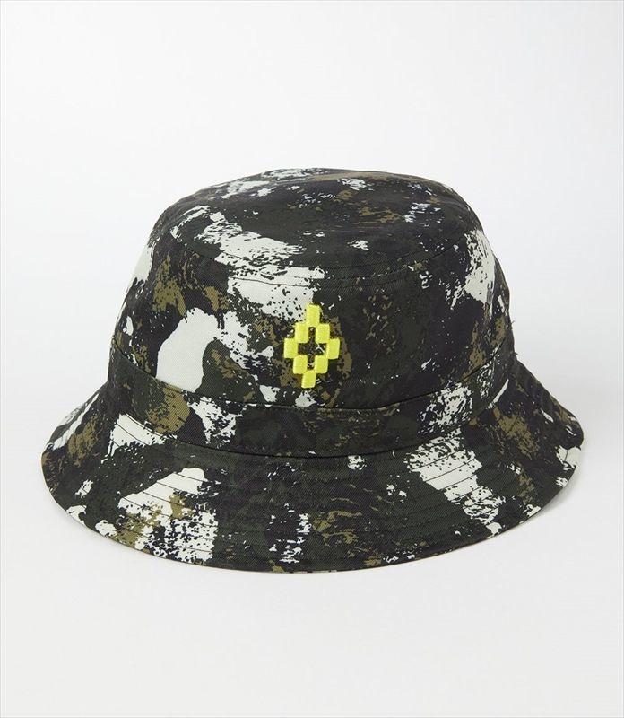 画像1: MARCELO BURLON Camou Bucket Hat (バケットハット) (1)