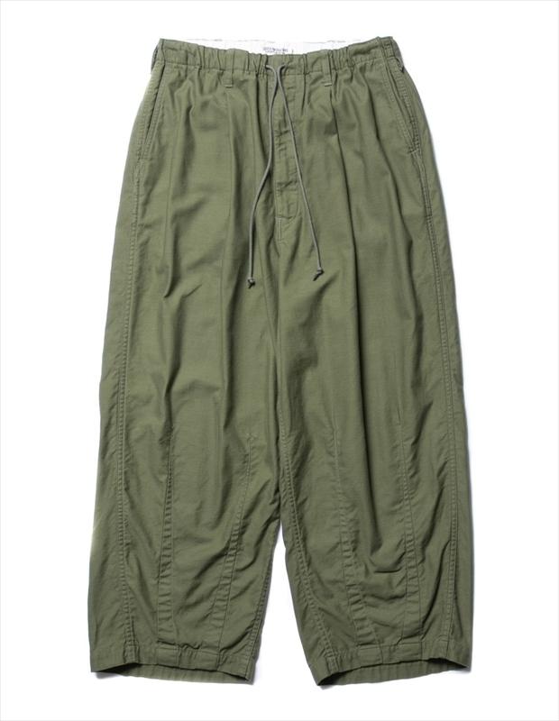 画像1: COOTIE Back Satin Drawstring Easy Pants (バックサテンイージーパンツ) (1)
