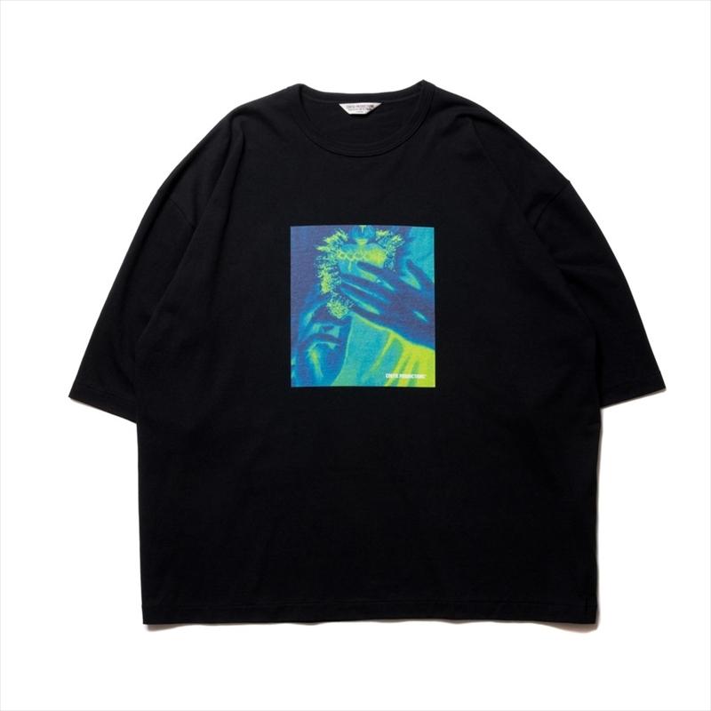 画像1: COOTIE Print S/S Tee (SACRED HEART) Tシャツ (1)