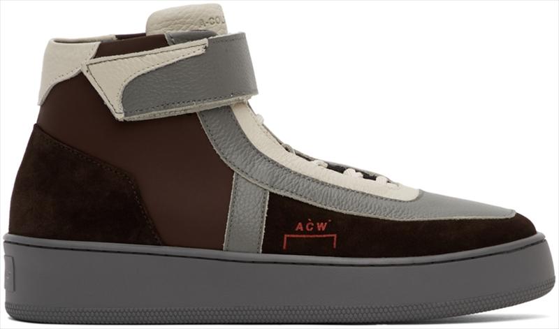 画像1: A-COLD-WALL* Corbusier Hi (Hi Top Sneaker) スニーカー (1)