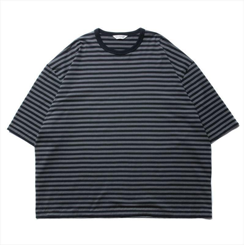 画像1: COOTIE Supima Cotton Border S/S Tee (ボーダーTシャツ) (1)