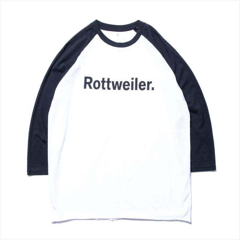 画像1: ROTTWEILER R.W 3/4 Tee (ラグランTシャツ) (1)