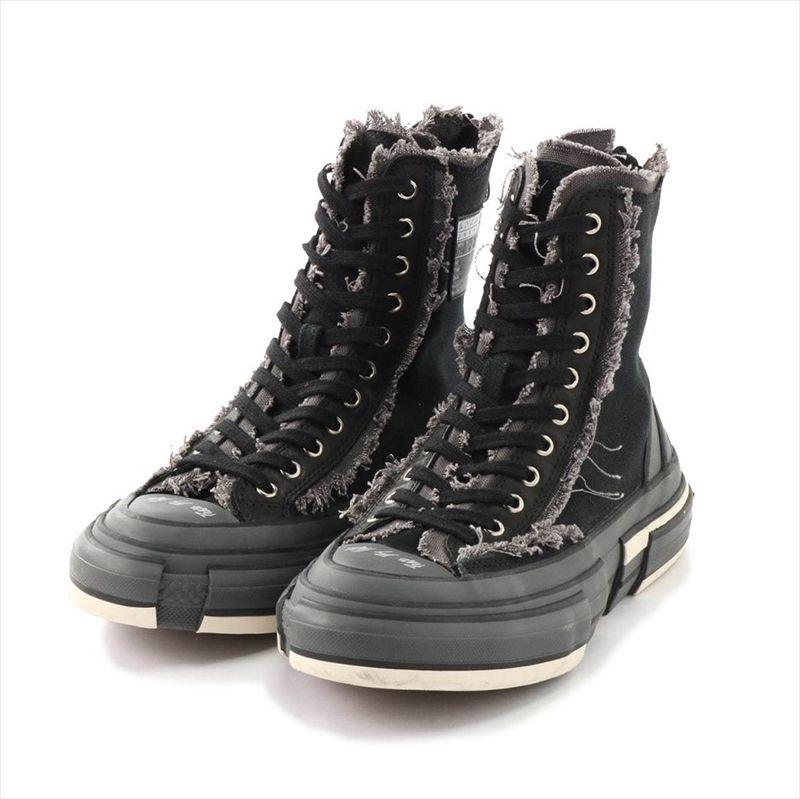 画像1: YOHJI YAMAMOTO x VESSEL High Top Sneaker (1)