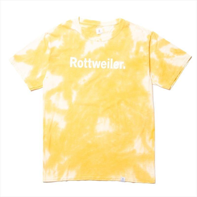 画像1: ROTTWEILER Dyed R.W Tee (タイダイTシャツ) (1)